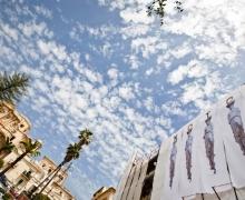 Piazza del Teatro - Noto 2013
